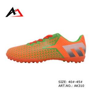 Football Boots Soccer Men Women Children Sport Outdoor Shoes (AK310) pictures & photos