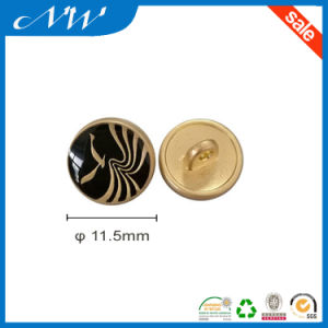 Factory Price Enamel Metal Button Zinc Alloy Button pictures & photos