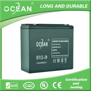 Cheap Price 12V 20ah Sealed Lead Acid UPS Solar Batteries