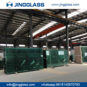 OEM Large Size Super Full Curved Tempered Glass Building Curtain Wall Best Quality pictures & photos