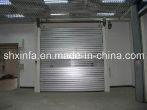 Aluminum Fast Rolling Shutter Door
