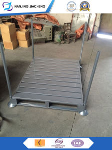 Warehouse Steel Pallet Stacking Rack pictures & photos