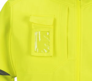 High Visibility Safety Workwear Reflective Jacket pictures & photos