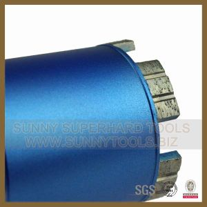Sunny Diaomnd Core Bit for Nartual Stone and Cuotruction Stone pictures & photos