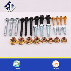 ASME/DIN Standard Galvanized Bolt and Nut pictures & photos