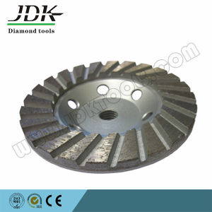 Dcw-4 Diamond Cup Wheel for Granite Grinding pictures & photos
