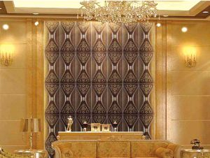3D PU Wall Panel 1081-6 for Building Construction pictures & photos