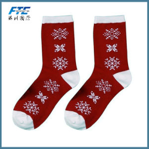 Hot Sales Giving Christmas Stocking Cartoon Tube Socks pictures & photos