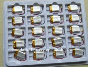 Lithium Polymer Battery 502020 3.7V 150mAh Rechargeable Battery pictures & photos