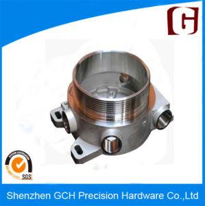 Low Defects Aluminium Part High Pressure Precision Casting