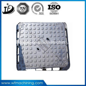 Cast Iron Double Sealed Manhole Cover with SGS Certified pictures & photos