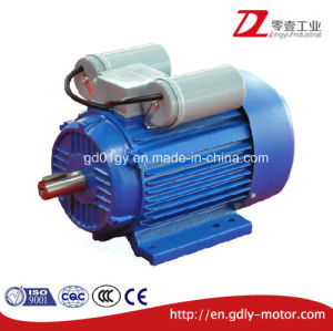 Two Value Capacitor Single Phase Motor for Compressor pictures & photos