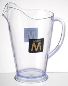 1.8L Plastic Jug for Beer with High Quality pictures & photos