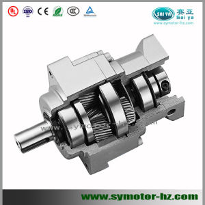 Helical Gearbox for 4000W Servo Motor, Gearbox Manufacture pictures & photos