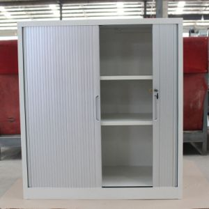 Lockable Tambour Door Storage Filing Cabinet pictures & photos
