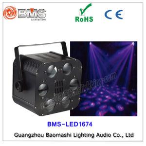 LED Six Eyes Light (3*3W RGB LED Disco/Nightclub Light)