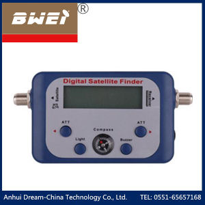 Digital LCD Satellite Signal Meters and Finders pictures & photos