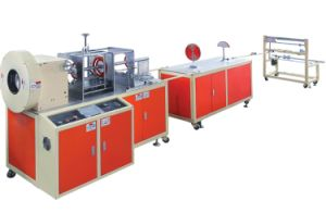 Automatic Cylinder Side Sealing Machine, Cylinder Box Forming Machine pictures & photos