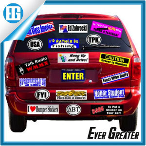 Delicate Decals Car Body Side Sticker Design Custom pictures & photos