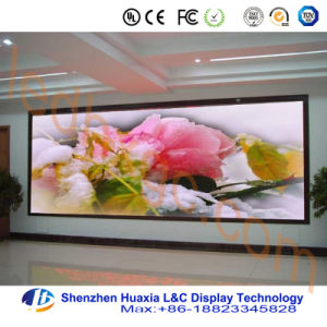 P6 Indoor LED Display Billboard