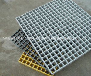 Molded FRP Fiberglass Grating pictures & photos