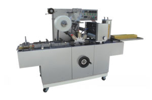 Automatic Cosmetics Cellophane Wrapping Machine (MBTB-350) pictures & photos