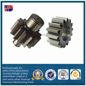 High Precision Planetary Gear by CNC Machining (WKC-12) pictures & photos