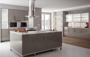 Modern Wooden Kitchen Cabinet pictures & photos