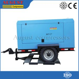 Scy75 Diesel Portable Air Compressor pictures & photos