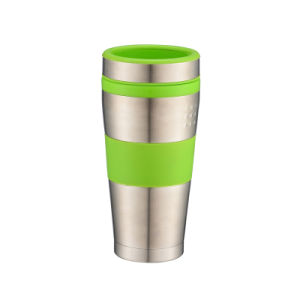 510ml Stainless Steel Thermos Flask Vacuum Coffee Mug for Drinking pictures & photos