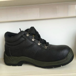 Steel Toe Cap Leather Men Safety Shoes, Safety Footwear Ufc005 pictures & photos