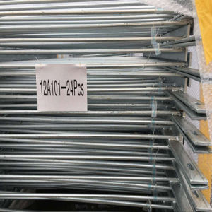 HDG Steel Fence Use as Raise Animal Fence pictures & photos