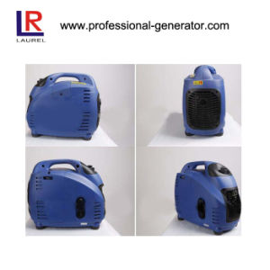 2kw CE Approval Gasoline Output Type Portable Electric Inverter Generator pictures & photos