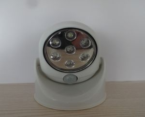 7LED Motion Sensor Camping Light for Camping (MC5012) pictures & photos