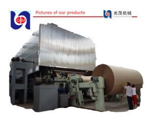 3200mm Type Big Capacity 70-80 T/D Kraft Paper Machine pictures & photos