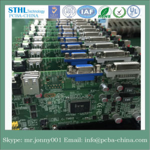 Customized PCB Print with Assembly pictures & photos