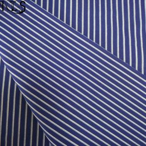 100% Cotton Poplin Woven Yarn Dyed Fabric for Shirts/Dress Rls40-12po pictures & photos