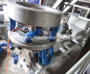 Rotary Die Head 2000mm PE Film Blowing Machine (SJ100-2000) pictures & photos