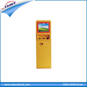 Hot Selling Touch Screen Kiosk with IC Card Reader pictures & photos