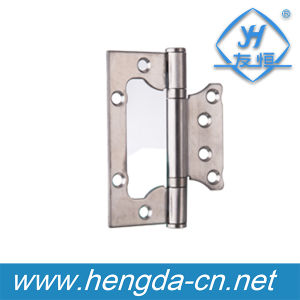 4 to 2.1 Inch Thick Stainless Steel Butterfly Door Hinge (YH9430) pictures & photos