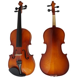 Sinomusik Brand All Solid Pirmary Antique Violin pictures & photos