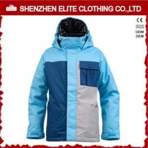 China Wholesale Custom Skiing Jacket Men pictures & photos