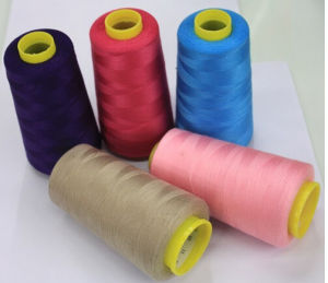 100% Dyed Sewing Thread (20/2)