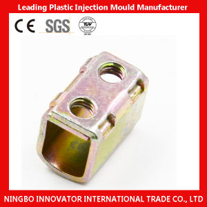 Kwh Meter Double Hole Brass Cage Clamp (MLIE-BTL053) pictures & photos