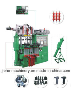 Silicone Rubber Electricity Parts Injection Machine with ISO&Ce Approved Made in China pictures & photos