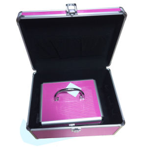 Aluminium Cosmetic Case Sets with Large Capacity pictures & photos