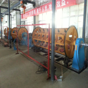 Galvanized Welded Wire Rigid Stranding Machine pictures & photos
