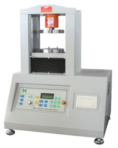 Rct / Ect Ring Crush Compression Resistance Tester pictures & photos