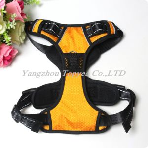 Reflective Padded Pet Clothes Harness (YD666) pictures & photos