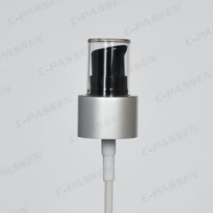 Matte Aluminum-Plastic Lotion Cream Pump Dispenser pictures & photos